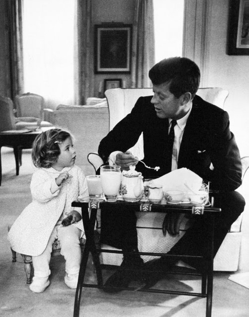 John F. Kennedy Daughter